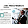 Trend-Quality Indicator with cat fx50 trading system